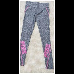 Pink Victoria's Secret Yoga Pants (NWOT)